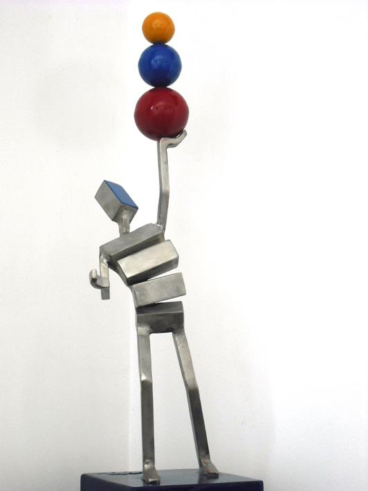 Balancing Act (mini-spheres)